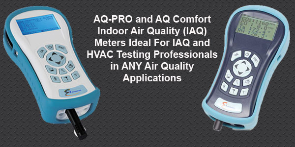 AQ Series Indoor Air Quality Monitors