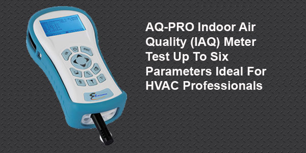 AQ PRO Indoor Air Quality Meter Meter