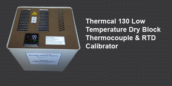 Thermcal 130 Dry Block Calibrator
