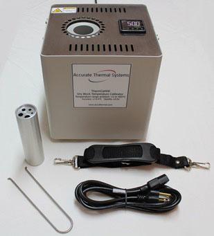 Dry Block Calibrators for Thermocouple and RTD Temperature Sensors